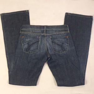 """James jeans sz 27 """"Hitch"""""""